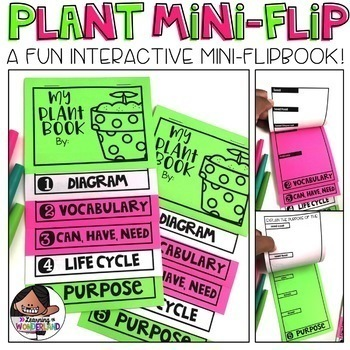Mini-Flip Bundle (Year Round Science and Social Studies Topics)