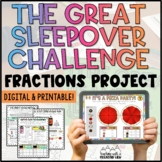 Fractions Mini Math Project