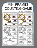 Mini Frames Counting Game