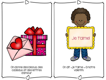 Mini French Books/Petits livres en français