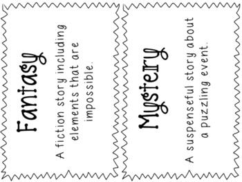 Mini Genre Posters