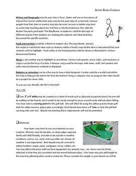 Mini-Golf Project Adds FUN to CLASS