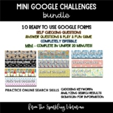 Mini Google Challenges - BUNDLE - Great for Distance Learning!