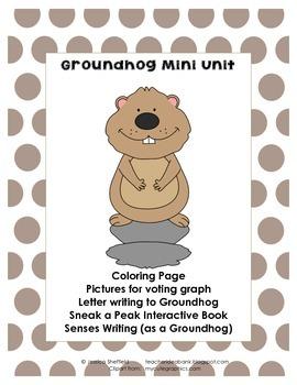 Mini Groundhog Unit