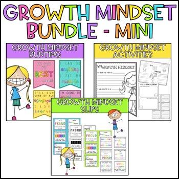 Mini Growth Mindset Bundle