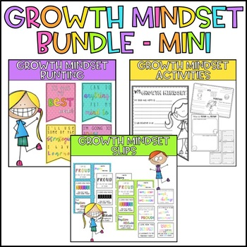 #ausbts18 Mini Growth Mindset Bundle