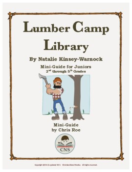 Mini-Guide for Juniors: Lumber Camp Library