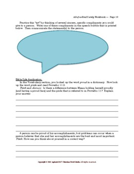 Mini-Guide for Juniors: All-of-a-Kind Family Workbook