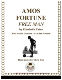 Mini-Guide for Juniors: Amos Fortune Free Man Interactive