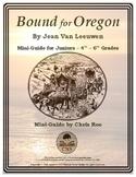Mini-Guide for Juniors: Bound for Oregon Interactive