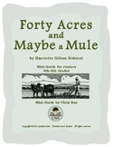 Mini-Guide for Juniors: Forty Acres and Maybe a Mule Interactive
