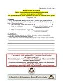 Mini-Guide for Juniors: Heidi Reproducibles