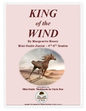 Mini-Guide for Juniors: King of the Wind Workbook