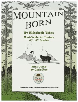 Mini-Guide for Juniors: Mountain Born