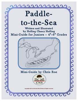 Mini-Guide for Juniors: Paddle-to-the-Sea Interactive