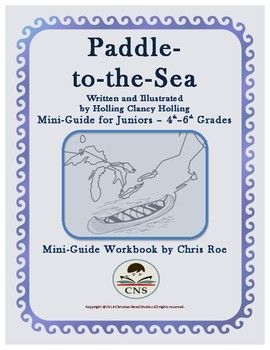 Mini-Guide for Juniors: Paddle-to-the-Sea Workbook