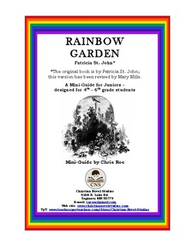 Mini-Guide for Juniors: Rainbow Garden