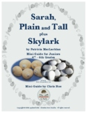 Mini-Guide for Juniors: Sarah, Plain and Tall/Skylark Interactive