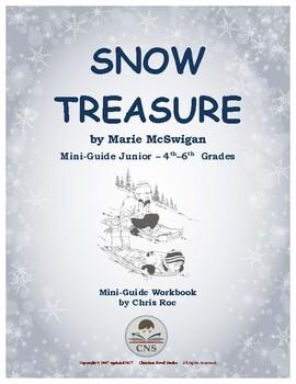 Mini-Guide for Juniors: Snow Treasure Workbook