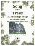 Mini-Guide for Juniors: Song of the Trees Workbook