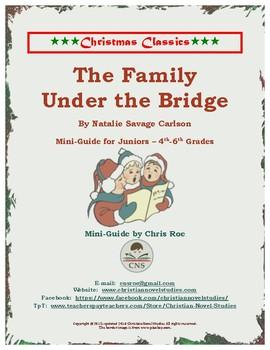 Mini-Guide for Juniors: The Family Under the Bridge Interactive
