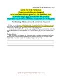 Mini-Guide for Juniors: The Matchlock Gun Reproducibles