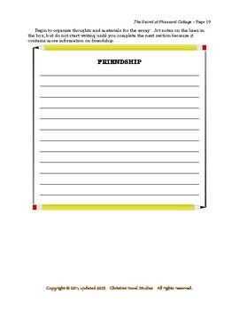 Mini-Guide for Juniors: The Secret at Pheasant Cottage
