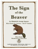 Mini-Guide for Juniors: The Sign of the Beaver Workbook