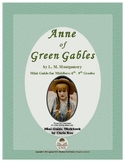 Mini-Guide for Middlers: Anne of Green Gables Workbook