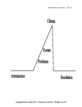 Mini-Guide for Middlers: Crispin -- The Cross of Lead Reproducibles
