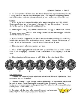 Mini-Guide for Middlers: False Coin True Coin