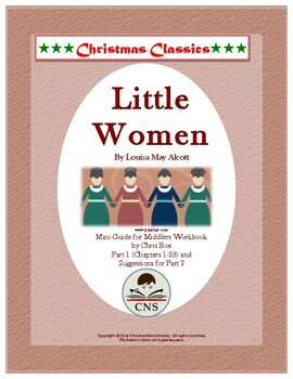 Mini-Guide for Middlers: Little Women Workbook