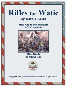 rifles for watie essay questions