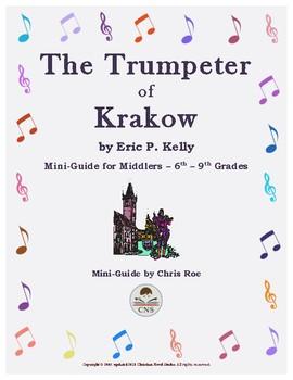 The trumpeter of krakow literature study guide | bright ideas press.