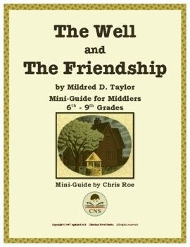 Mini-Guide for Middlers: The Well and The Friendship