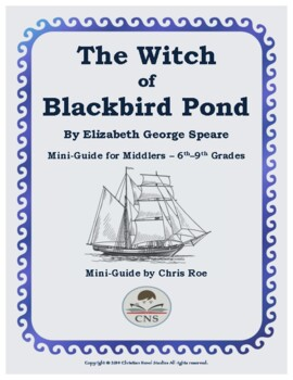 Mini-Guide for Middlers: The Witch of Blackbird Pond Interactive