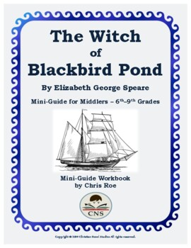 Mini-Guide for Middlers: The Witch of Blackbird Pond Workbook