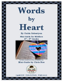 Mini-Guide for Middlers: Words by Heart Interactive