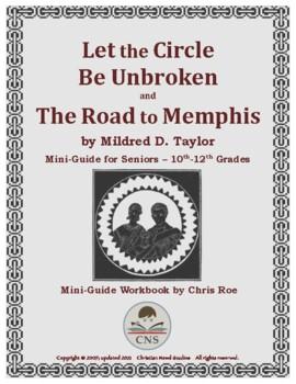 Memphis teaching resources teachers pay teachers mini guide for seniors let the circle be unbrokenthe road to memphis fandeluxe Images