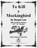 Mini-Guide for Seniors: To Kill a Mockingbird Interactive