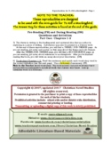 Mini-Guide for Seniors: To Kill a Mockingbird Reproducibles