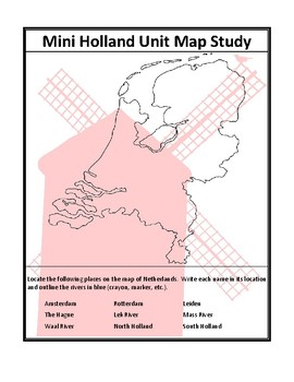 Mini Holland Unit