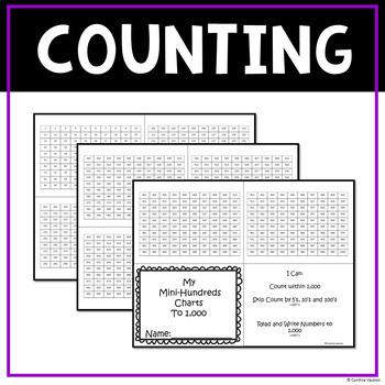Hundreds Chart to 1,000!