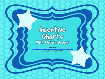 Mini Incentive Charts for Upper Grades