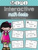 Mini Interactive Math Books!