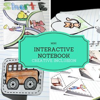 Mini Interactive Notebook, Phonics