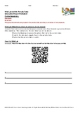 Mini Lab/Activity: Periodic Table- Interactive Project Worksheet