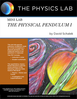 Mini Lab: The Physical Pendulum I