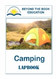 Mini Lapbook Camping