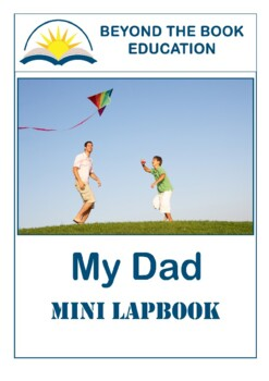 Mini Lapbook ~ My Dad (UK spelling)